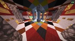 Colored Parkour Minecraft Project