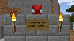 Spidey-Craft Survival Map Minecraft Project