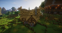 Viking House Minecraft