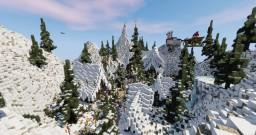 Hub_winter Minecraft