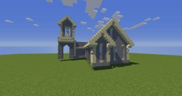 American Surbuban House WIP Minecraft Map & Project