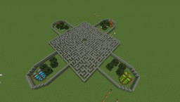 [Survival Games] Maze Runners (New Hypixel Game Idea) Map Minecraft Project
