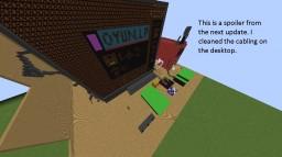 Minecraft 1.7.10 Redstone Computer Minecraft Map & Project