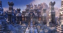 Minedeas. A Dwarf City. Minecraft Blog Post