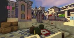 Dust 2 - CS:GO Minecraft