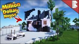 Minecraft: Jon Olsson House - Million Dollar Mansion in Minecraft Minecraft Project