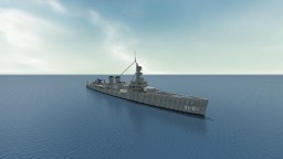 [Alternate Universe] PNS Acis light cruiser (CL-01) 3:1 Minecraft Project