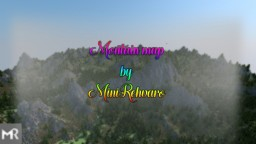 Montain Map 1500x1500 [Download] Minecraft Project