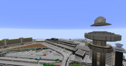Schiphol Airport Minecraft Map & Project