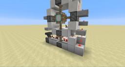 3X3 CROSS FORMATION DOOR Minecraft Project
