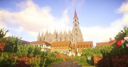 Gothic Churches (6-7-8) Minecraft Map & Project