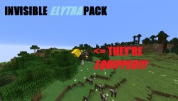 Invisible Elytra Pack Minecraft Texture Pack