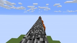 Impossible Parkour: The Beggining Minecraft Project