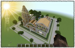 Arendian Manor Minecraft Map & Project