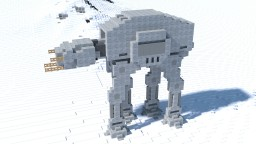 AT-AT Walker [Rebuild] Minecraft Project