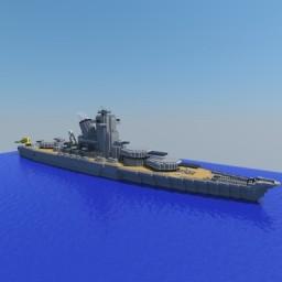 IJN/USS Hybrid Minecraft Map & Project