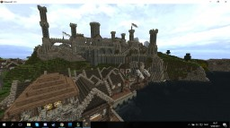 Castle Addesta Minecraft Map & Project