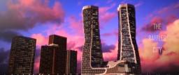 The raffles city Minecraft