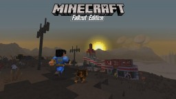 Fallout Mashup Pack PC Port Minecraft Project
