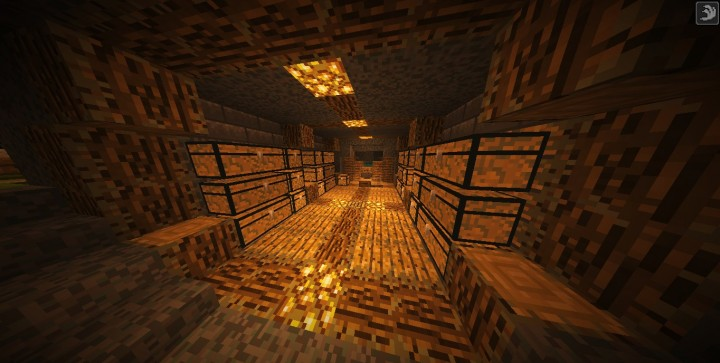 Underground Room