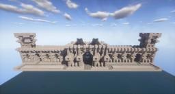 White Steampunk Walls Minecraft Project