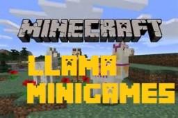 Llama Minigames! Minecraft Project