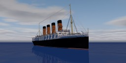 RMS Lusitania 4:1 ~ Sea Trials ~ Download Minecraft