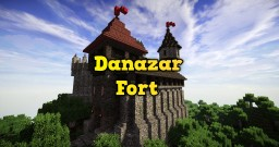 Danazar Fort - Medieval Fort Minecraft Project