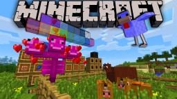 Minecraft Minecraft 2.0(april fools 2013 reborn) PURPLE Edition Minecraft Mod