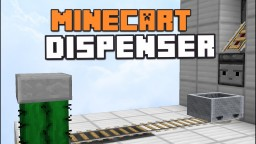 SMART MINECART RAILWAY SYSTEM! Minecraft Blog