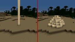 Command: Better falling blocks Minecraft Project