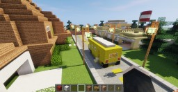 Ellis Town Minecraft Project