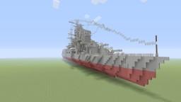 IJN Maya Heavy cruiser (Old Version) Minecraft Map & Project
