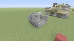 The Cube Tiger Minecraft Project