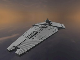 Oblivion Mk.3 Battlecruiser Minecraft Map & Project