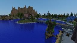 SkySpline RPG Sneek Peak Minecraft Project