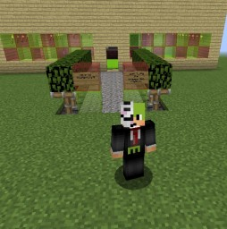 The MacMinecraft Little Redstone House Minecraft Project