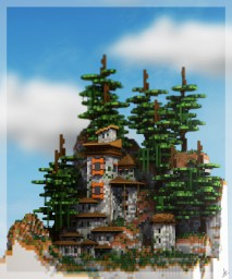 Pinewoods [Download] Minecraft Project