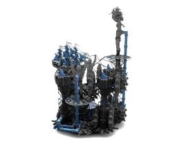 FUTURIST Hub Minecraft Project