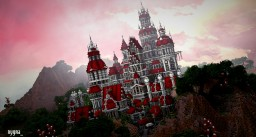 Ruby Palace | By: Vubervos Minecraft Project