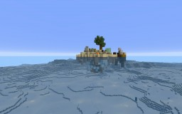 Small island Minecraft Map & Project