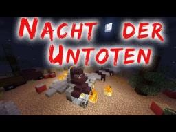 Nacht der Untoten (Minecraft 1.12.1 minigame) Minecraft