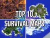 Basic Survival Island Minecraft Map & Project