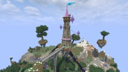 The tower of mage (rebuilded) Minecraft Project