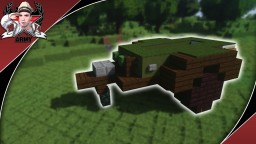 WW2 1/4 Ton | Trailer Minecraft