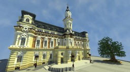 Nowy Sącz Town Hall | Eclecticism [Download] Minecraft Project