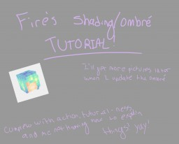 fire's hair shading/ombre tutorial Minecraft Blog