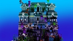 Temple Of Midoria Minecraft Map & Project