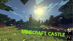 Minecraft Cool Castle Minecraft Project