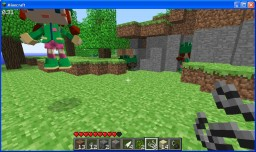 Minecraft 0.31 Indev Reborn (post processing crash fixed) Minecraft Mod